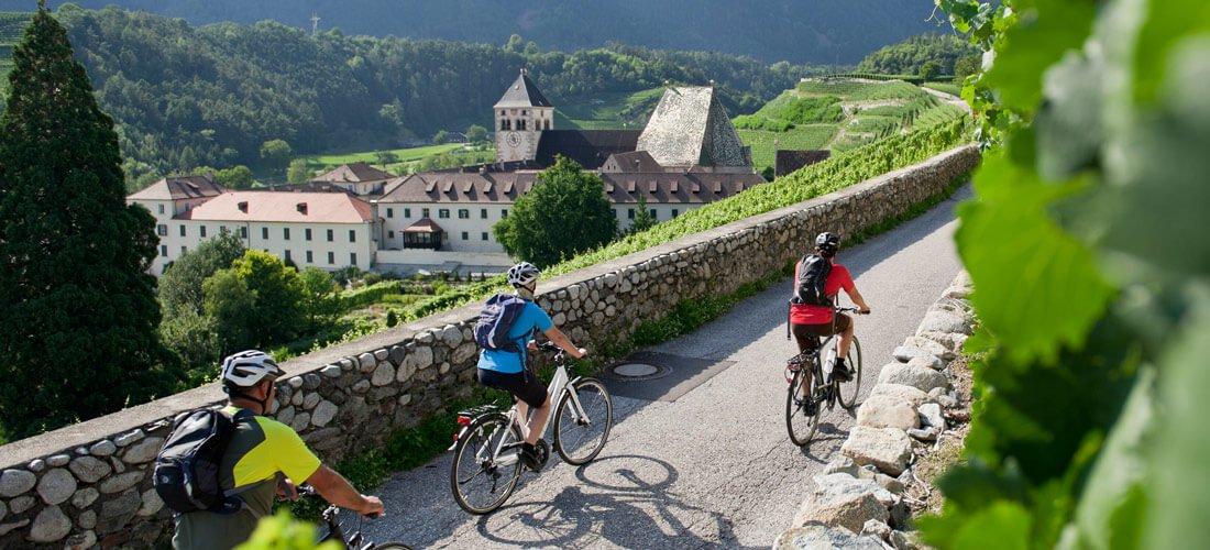 Brixen – Neustift – Natz – Brixen