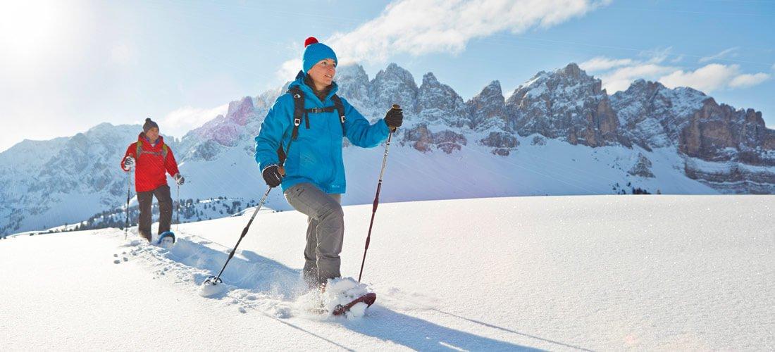 Ciaspolate & escursioni invernali: Magia invernale